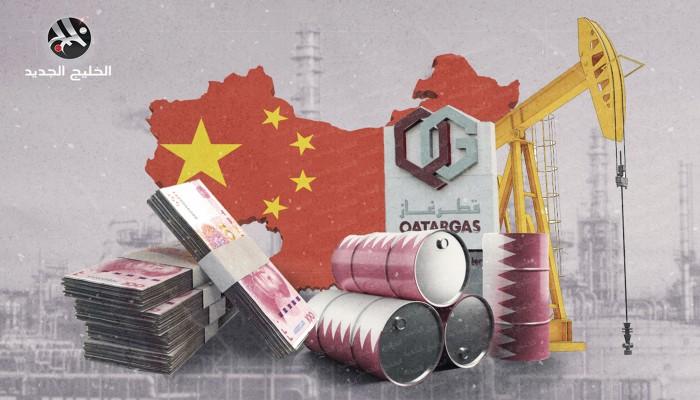 شهية دول آسيا تجاه غاز قطر تضع الصين في منافسة محتدمة