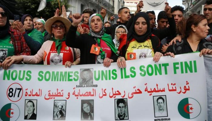 الحراك الجزائري والأزمة الاقتصادية