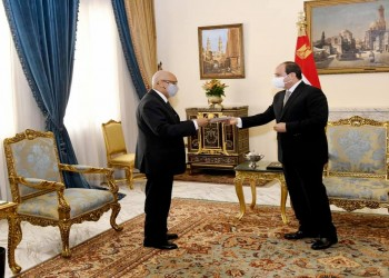 السيسي يستقبل وزير خارجية مالي