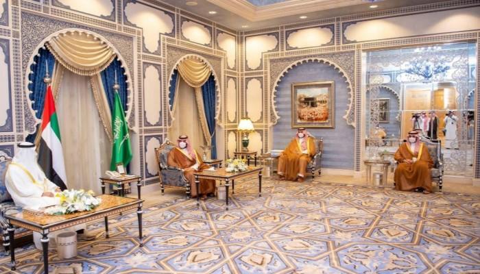 في جدة.. بن زايد وبن سلمان يبحثان التطورات الإقليمية (فيديو وصور)