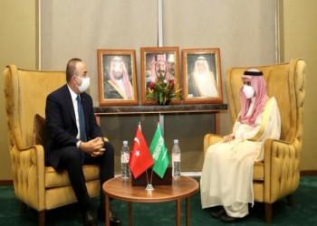 وزير الخارجية التركي يزور السعودية للمرة الأولى منذ مقتل خاشقجي