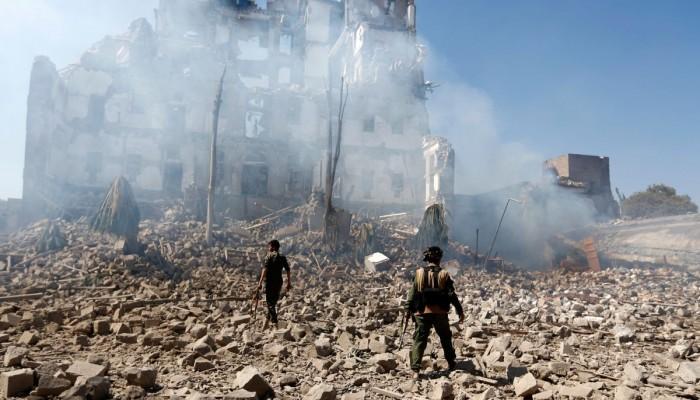 الحوثيون يتهمون التحالف بقصف صعدة وقتل 3 مدنيين يمنيين