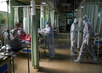 رقم قياسي جديد لإصابات ووفيات كورونا في الهند