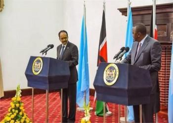 الصومال يعلن عودة العلاقات الدبلوماسية مع كينيا