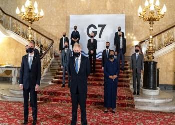 مجموعة السبع: ندعم مفاوضات فيينا ونرفض امتلاك إيران سلاح نووي