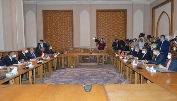 مصر: المباحثات مع تركيا صريحة ومعمقة.. وهذه أبرز ملفاتها
