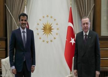خلال اتصال هاتفي.. أردوغان وتميم يبحثان تعزيز العلاقات الاستراتيجية