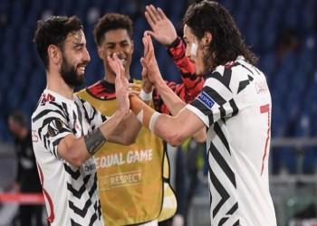 فياريال ومانشستر يونايتد إلى نهائي الدوري الأوروبي