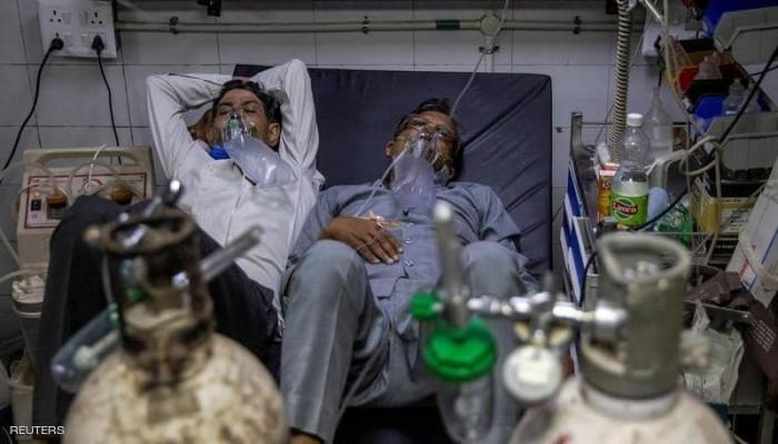 كورونا الهند.. 1.5 مليون إصابة خلال أسبوع ورقم قياسي للوفيات