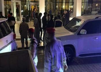 ليبيا.. بركان الغضب تنفي اقتحام مقر المجلس الرئاسي في طرابلس