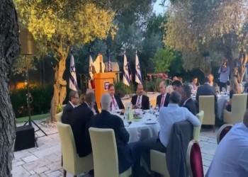 غضب وانتقادات بعد مشاركة السفير الأردني مأدبة إفطار لرئيس إسرائيل
