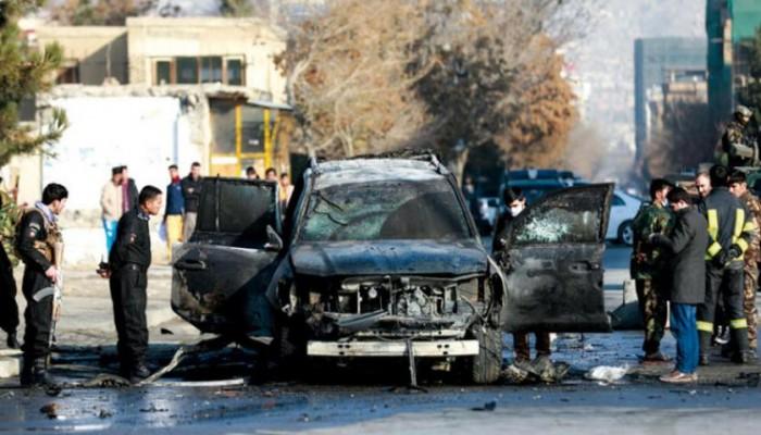 مقتل 40 وإصابة العشرات في سلسلة تفجيرات غربي كابل