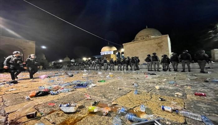 عمان تدين اقتحام إسرائيل لباحات الأقصى وتهجير المقدسيين