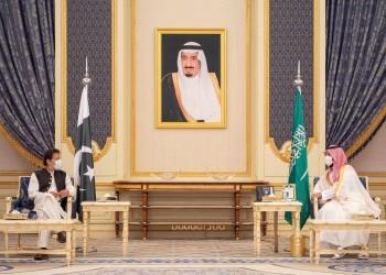 بن سلمان وعمران خان يتفقان على تعزيز العلاقات السعودية الباكستانية