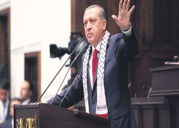 بالعربية والإنجليزية والعبرية.. أردوغان يدين اعتداءات إسرائيل بالأقصى