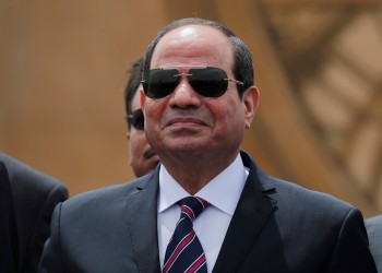السيسي يستقبل رئيس الكونغو بمطار القاهرة
