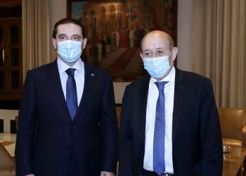 ضغوط فرنسية على الحريري وانتقادات للقاءات قصر الصنوبر