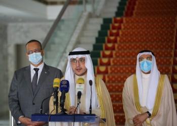الكويت تؤكد رغبتها في تعزيز التعاون مع موريتانيا