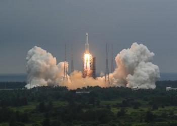 ناسا عن الصاروخ الصيني: بكين فشلت بالوفاء بمعايير المسؤولية الفضائية