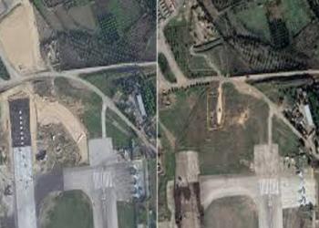 روسيا تجري توسعات في قاعدتها البحرية بطرطوس غربي سوريا