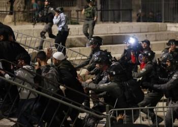 مدير الأقصى: الوضع تحول إلى ساحة حرب وجنود الاحتلال فوق قبة الصخرة