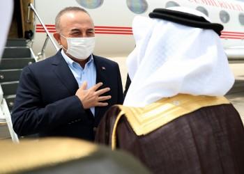 وزير الخارجية التركي يصل إلى السعودية لبحث إنهاء فتور العلاقات