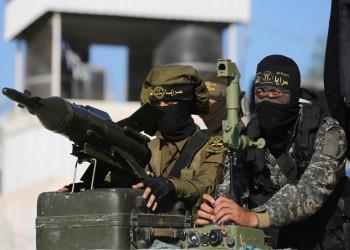 شاهد.. سرايا القدس تستهدف سيارة عسكرية لقوات الاحتلال الإسرائيلي