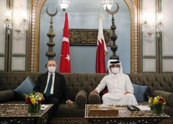أمير قطر وأردوغان يطالبان بوقف اعتداءات إسرائيل