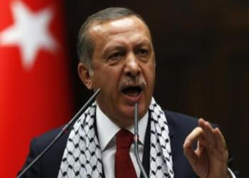 أردوغان يبحث مع أمير الكويت وعاهل الأردن أحداث القدس