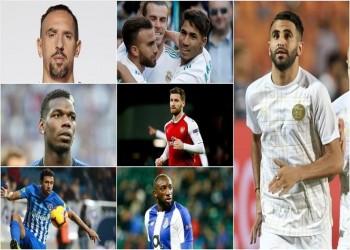 نجوم كرة عالميون يدعمون الأقصى وسط انتقادات لصمت محمد صلاح