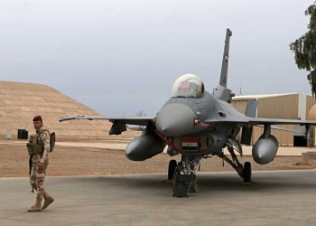 لوكهيد مارتن الأمريكية تسحب متعاقديها من قاعدة عراقية لمخاوف أمنية