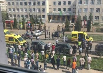 13 قتيلا على الأقل جراء إطلاق نار داخل مدرسة في روسيا