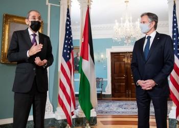 وزير خارجية الأردن يبحث مع نظيره الأمريكي أحداث القدس