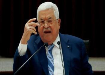 عباس يتسلم رسالة خطية من بايدن