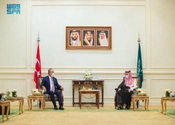 وزير الخارجية التركي عقب لقائه نظيره السعودي: أجرينا محادثات صريحة وشفافة للغاية