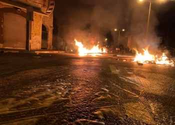 بعد صواريخ المقاومة.. معاريف الإسرائيلية: الدولة تحترق