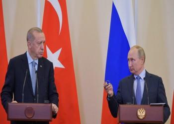 أردوغان لبوتين: يجب بحث إرسال قوات دولية لحماية الفلسطينيين