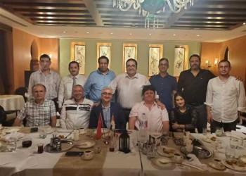 جمعتهم مائدة إفطار.. رجال أعمال مصريون وأتراك: كل منا بحاجة للآخر