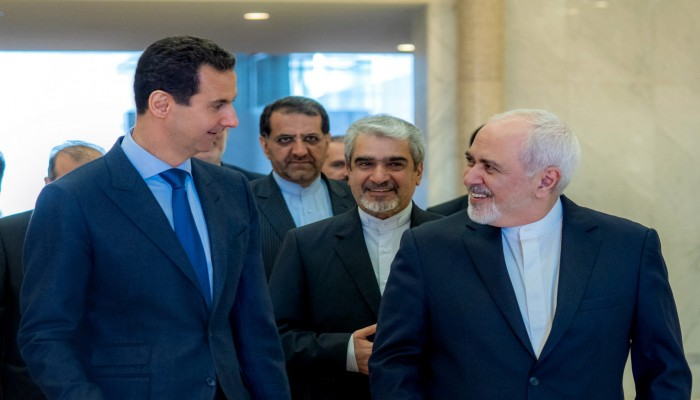 وزير خارجية إيران من دمشق: مستعدون دائما لتوثيق العلاقات مع السعودية (فيديو)