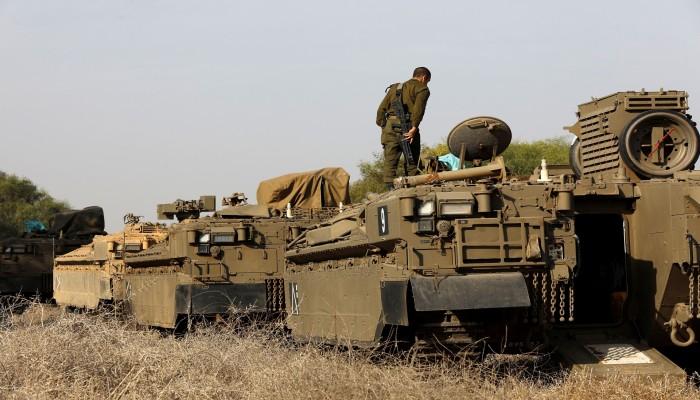 إسرائيل تستعد لتوسيع جولة القتال أسبوعا على الأقل