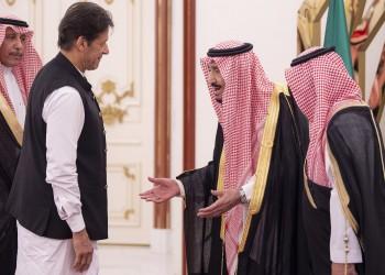 العاهل السعودي يبحث مع رئيس وزراء باكستان الاعتداءات الإسرائيلية في القدس