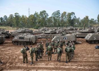 العملية البرية تقترب.. إسرائيل تواصل حشد قواتها وعتادها على حدود غزة