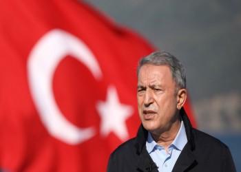 أكار: تحسن العلاقات بين مصر وتركيا سيعود بالنفع على البلدين