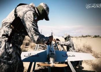 القسام تستهدف مصنع كيماويات إسرائيلياً بطائرة مسيرة