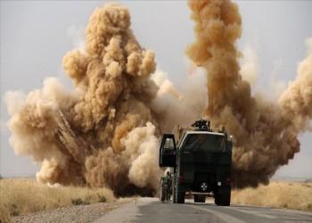 الهجوم الرابع خلال أيام.. انفجار يستهدف رتلا للتحالف الدولي في العراق