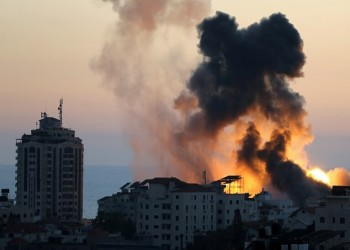 المقاومة الفلسطينية تمطر عسقلان وبئر السبع وأسدود بـ200 صاروخ