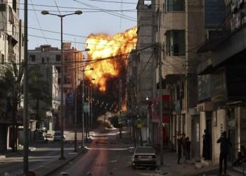 التهدئة مع إسرائيل أولا.. الإمارات تساوم غزة على مشاريع البنية التحتية