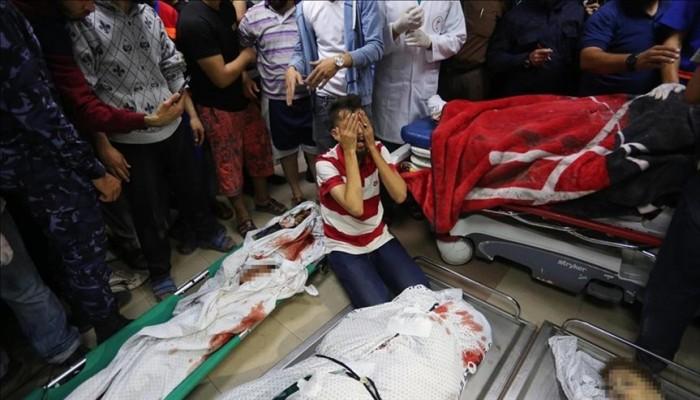 الرئاسة الفلسطينية: لا يمكن السكوت على الجريمة الإسرائيلية بمخيم الشاطئ