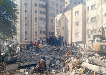 بعد مجزرة شارع الوحدة.. ارتفاع حصيلة شهداء الاعتداء الإسرائيلي على غزة إلى 188