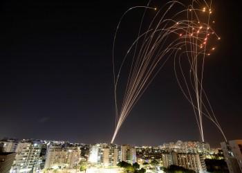 الاحتلال: المقاومة أطلقت علينا 3 آلاف صاروخ في وتيرة غير مسبوقة
